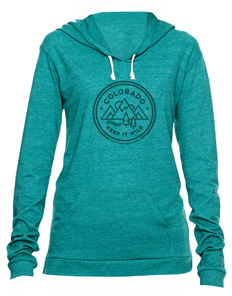 Women's Colorado Keep it Wild Hoodie
