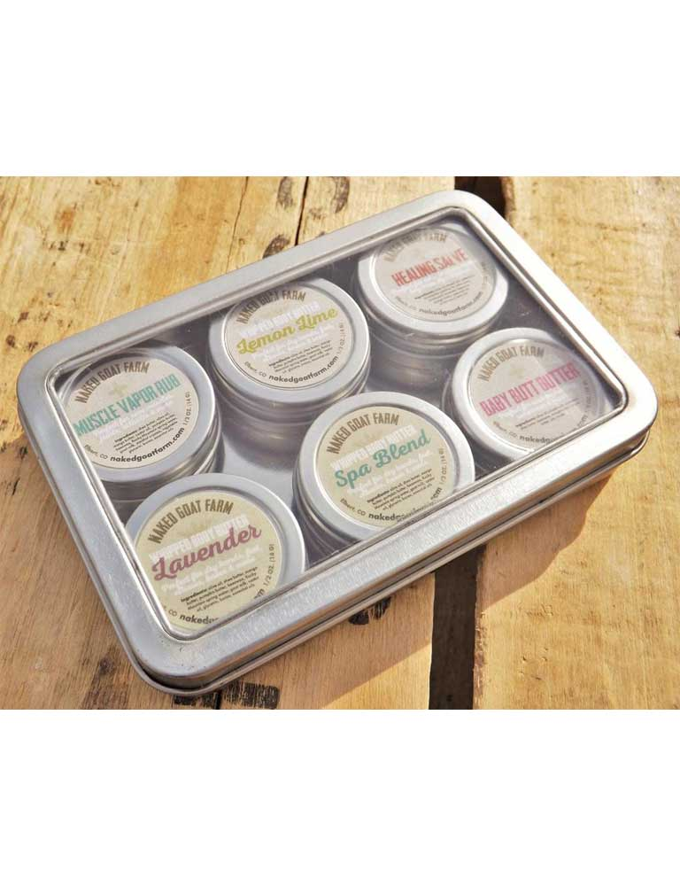Body Butter Sampler Pack