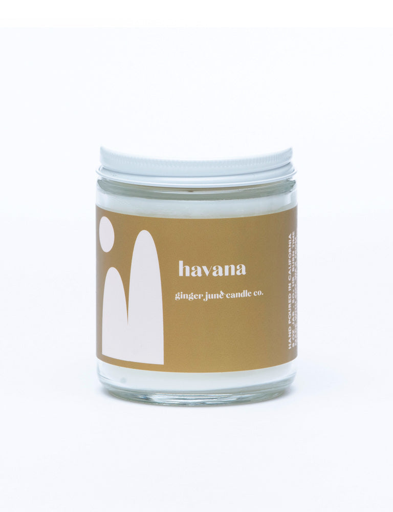Havana Non Toxic Soy Candle