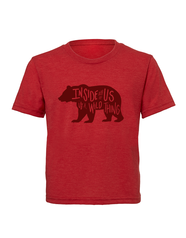 "Kids ""Bear"" T-shirt"