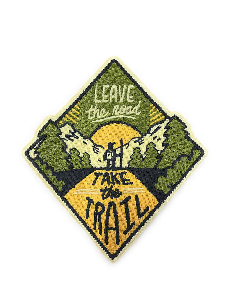 Leave The Road Diamond Patch