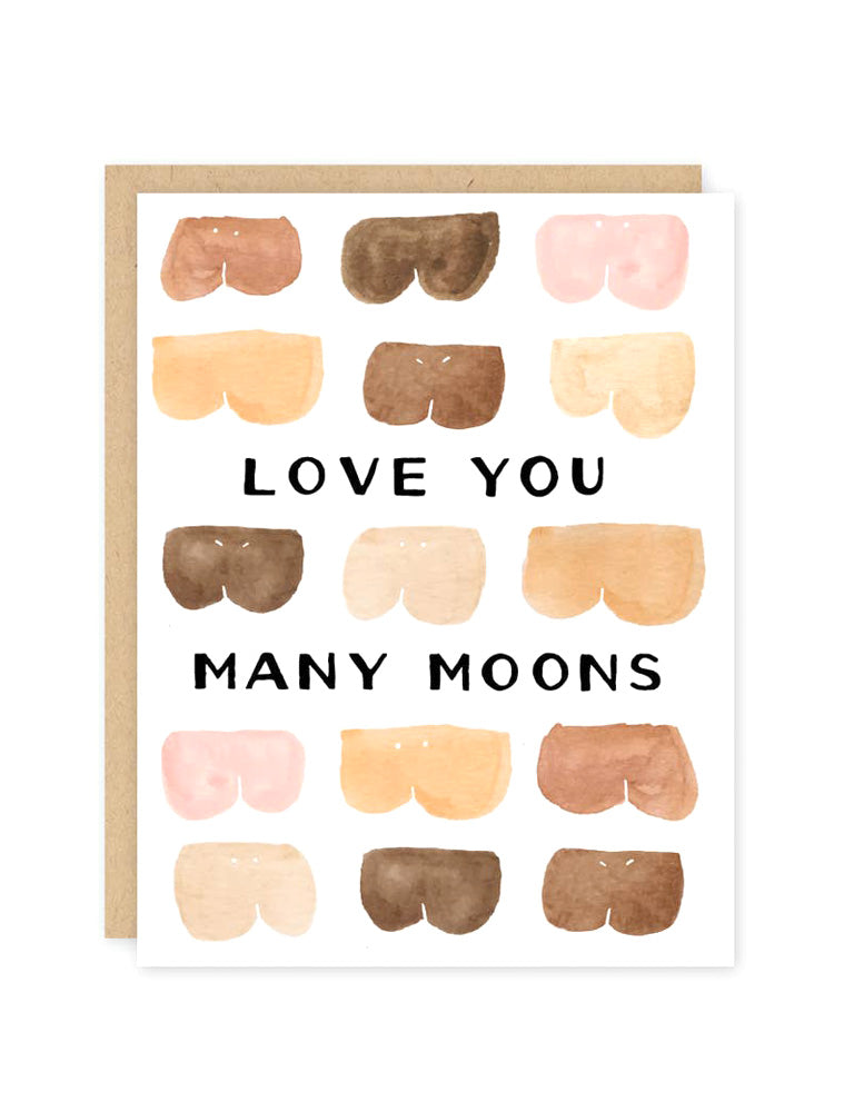 Love You Moons