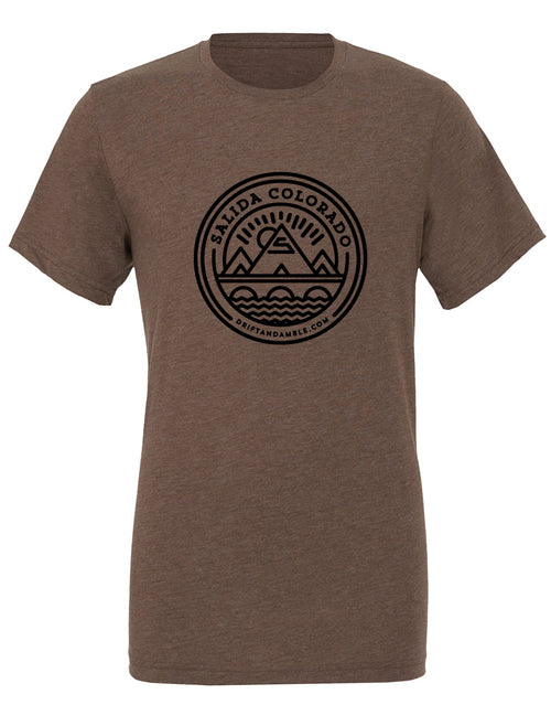 "Unisex Salida ""S"" Mountain T-shirt"