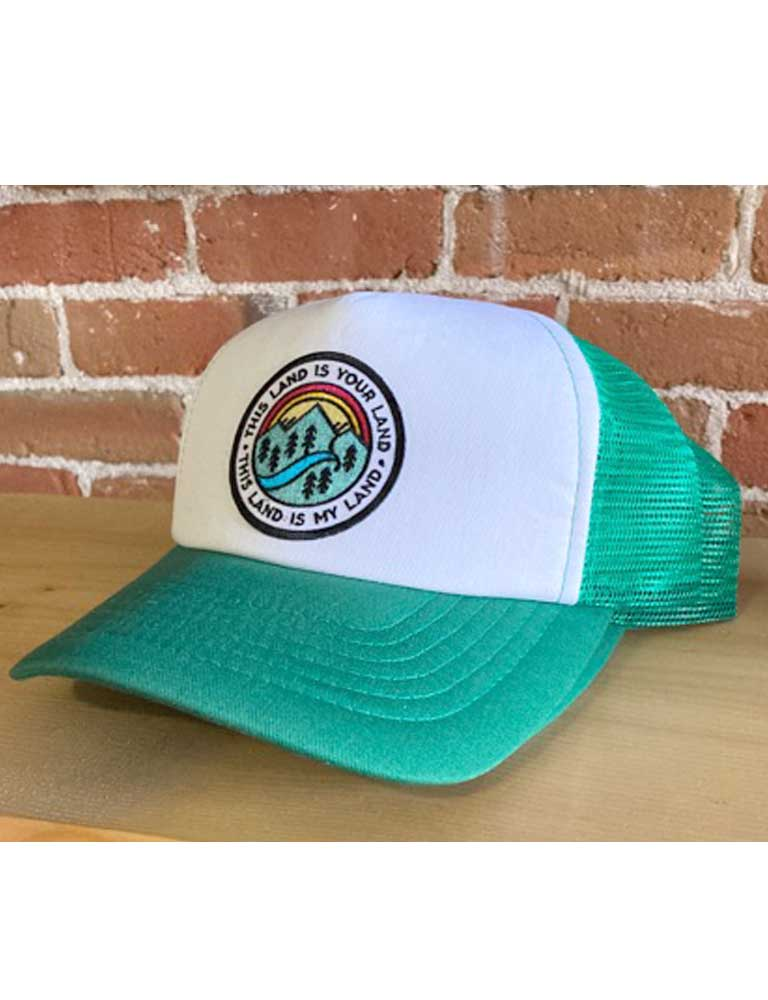 """This Land"" Trucker Hat"