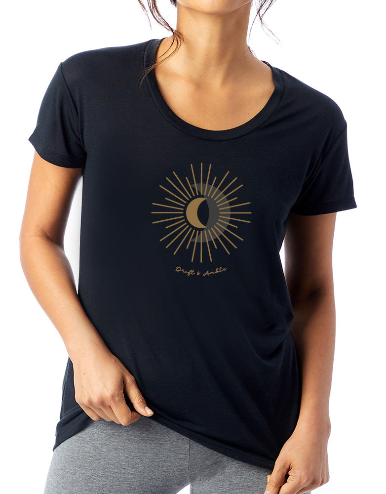 Women's Sun & Moon T-Shirt