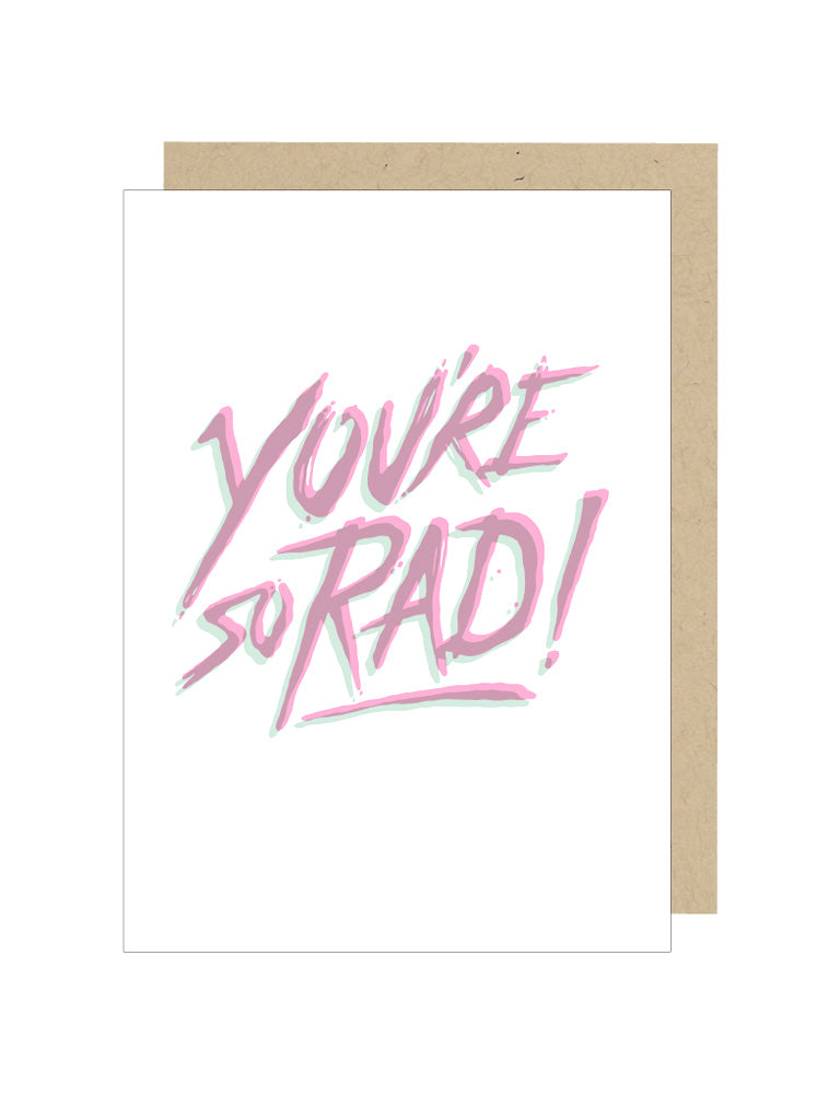 You're So Rad
