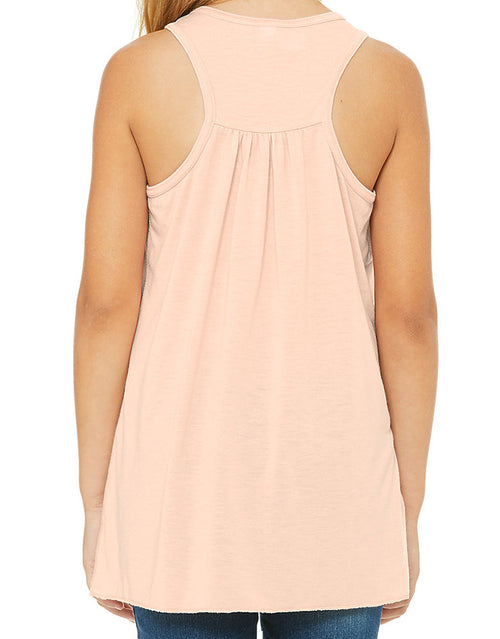 Youth Geo Bird Flowy Tank
