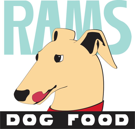 Rams Dog Food