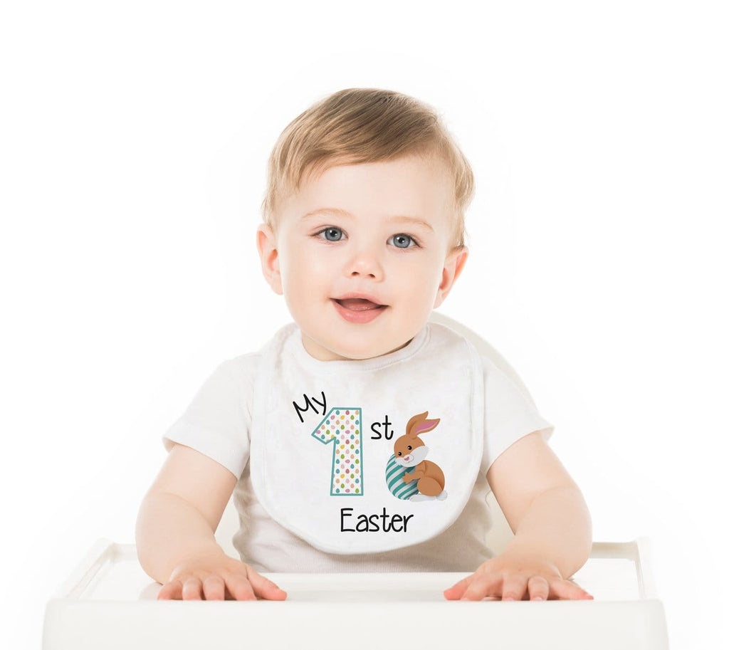 My First Easter Baby Bib - Potter's Printing
