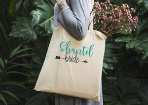 Bride Tote Bag - Potter's Printing