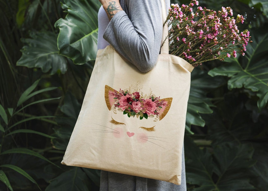 Cat Tote Bag - Potter's Printing