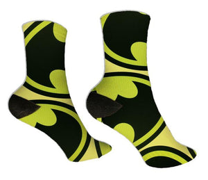 Bat Socks - Potter's Printing