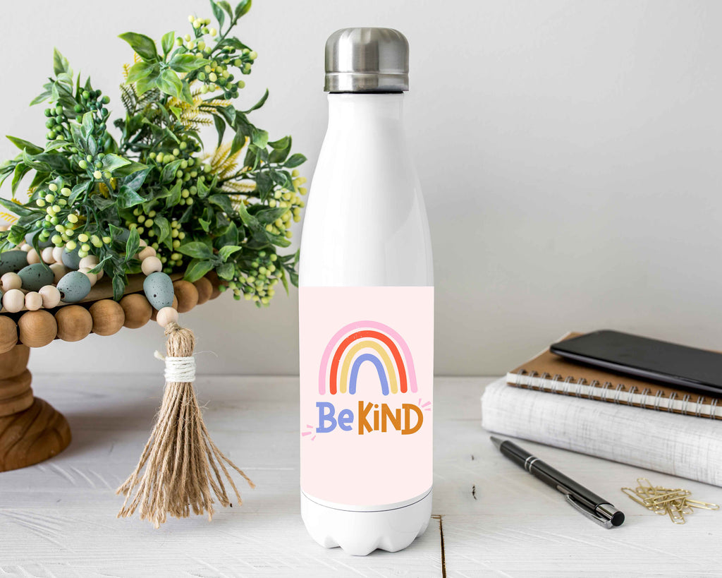 Be Kind Stainless Steel Water Bottle
