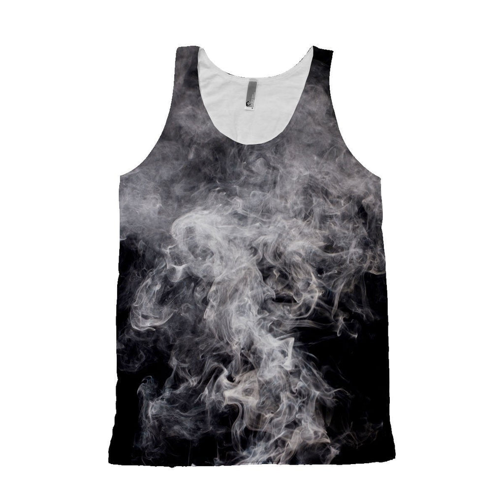 Smoke Tank Top - Potter's Printing