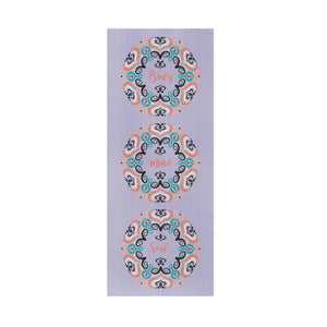 Body Mind Soul Personalized Yoga Mat - Potter's Printing