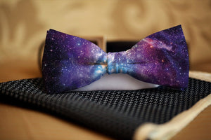 Galaxy Bow Tie - Potter's Printing