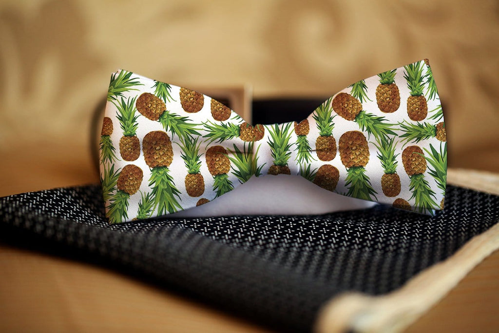 Pineapple Bow Tie - Potter's Printing