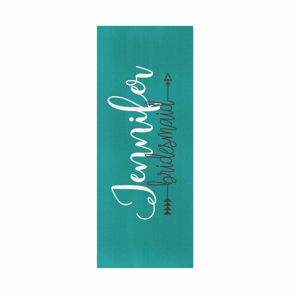 Bridesmaid Yoga Mat - Potter's Printing