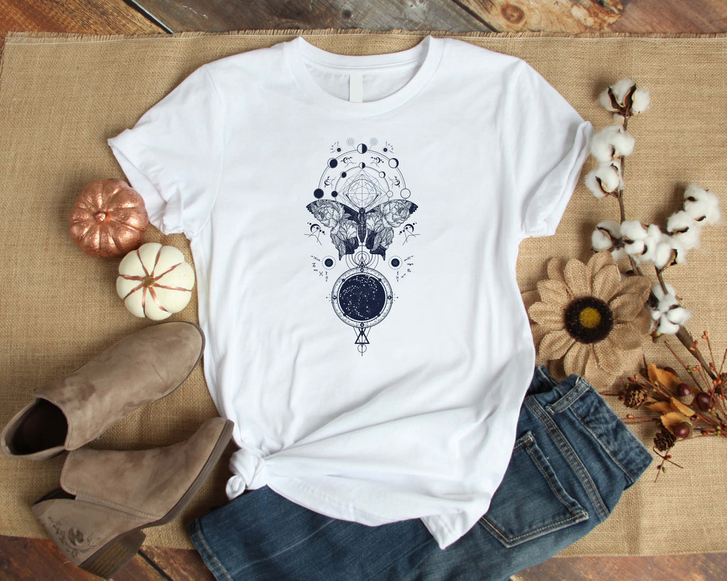 Graphic TEE Butterfly Astrology