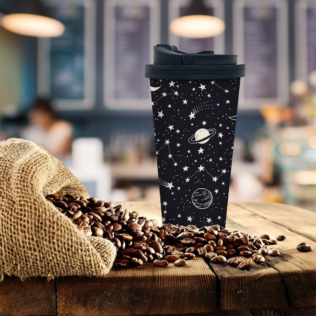 Space Coffee Tumbler - Potter's Printing