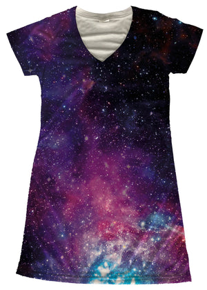 Galaxy Dress - Potter's Printing