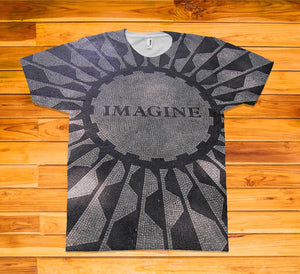 Imagine Short Sleeve TEE Shirt - Potter's Printing