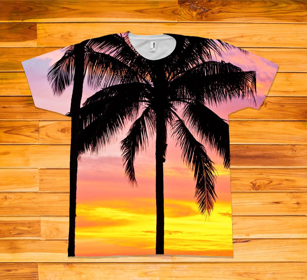 South Beach Short Sleeve TEE Shirt - Potter's Printing