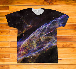 Supernova Short Sleeve TEE Shirt - Potter's Printing