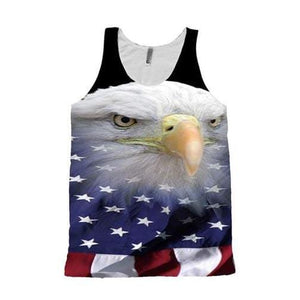 American Eagle Tank Top - Potter's Printing