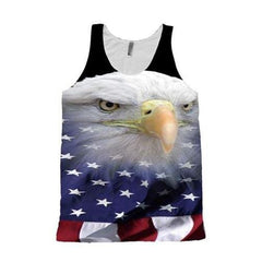 American Eagle_Tank Top - Potter's Printing