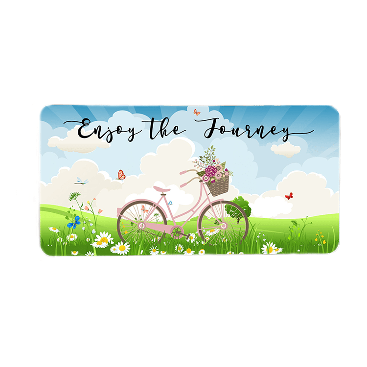 Enjoy the Journey Wreath Sign