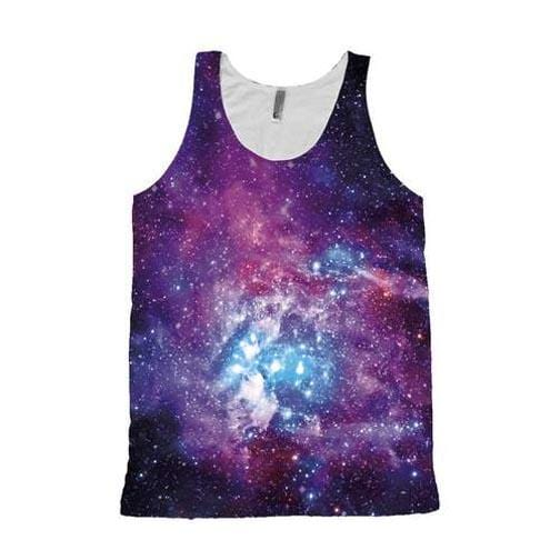 Galaxy Tank Top - Potter's Printing