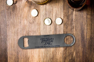 Happy Father's Day Bottle Opener