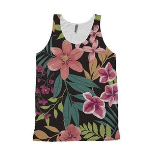 Hawaiin Tank Top - Potter's Printing