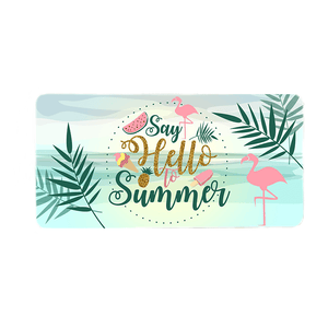 Hello Summer  Wreath Sign