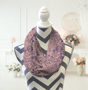 Girl Power Infinity Scarf - Potter's Printing