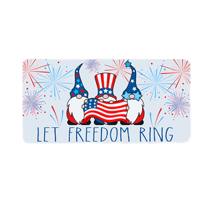Let Freedom Ring  Wreath Sign