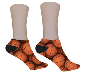 Basketball Socks - Potter's Printing