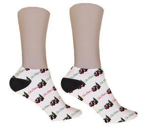 Camping Personalized Christmas Socks - Potter's Printing