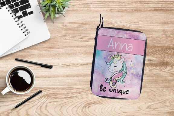 Personalized Unicorn Drawing Set