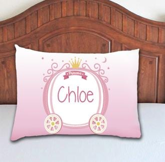 Princess Personalized Pillowcase - Potter's Printing
