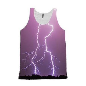 Lightning Tank Top - Potter's Printing