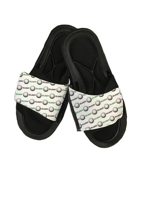 Golf Personalized Slide Sandals - Potter's Printing