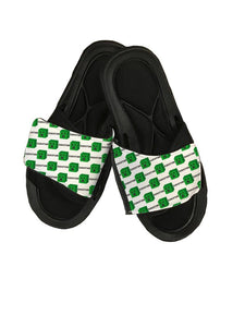 Creeper Personalized Slide Sandals - Potter's Printing