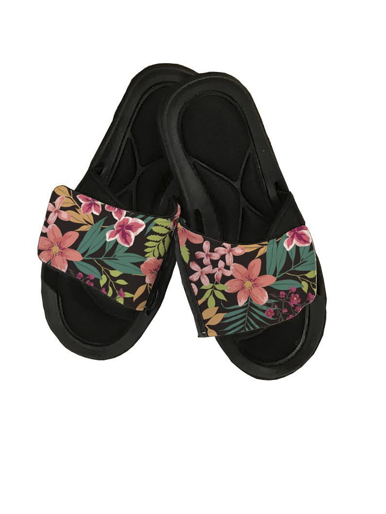 Hawaiian Slide Sandals - Potter's Printing