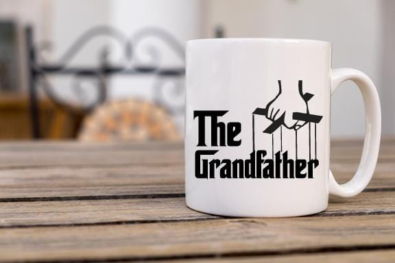 The Grandfather Coffee Mug