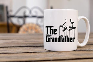 The Grandfather Coffee Mug - Potter's Printing