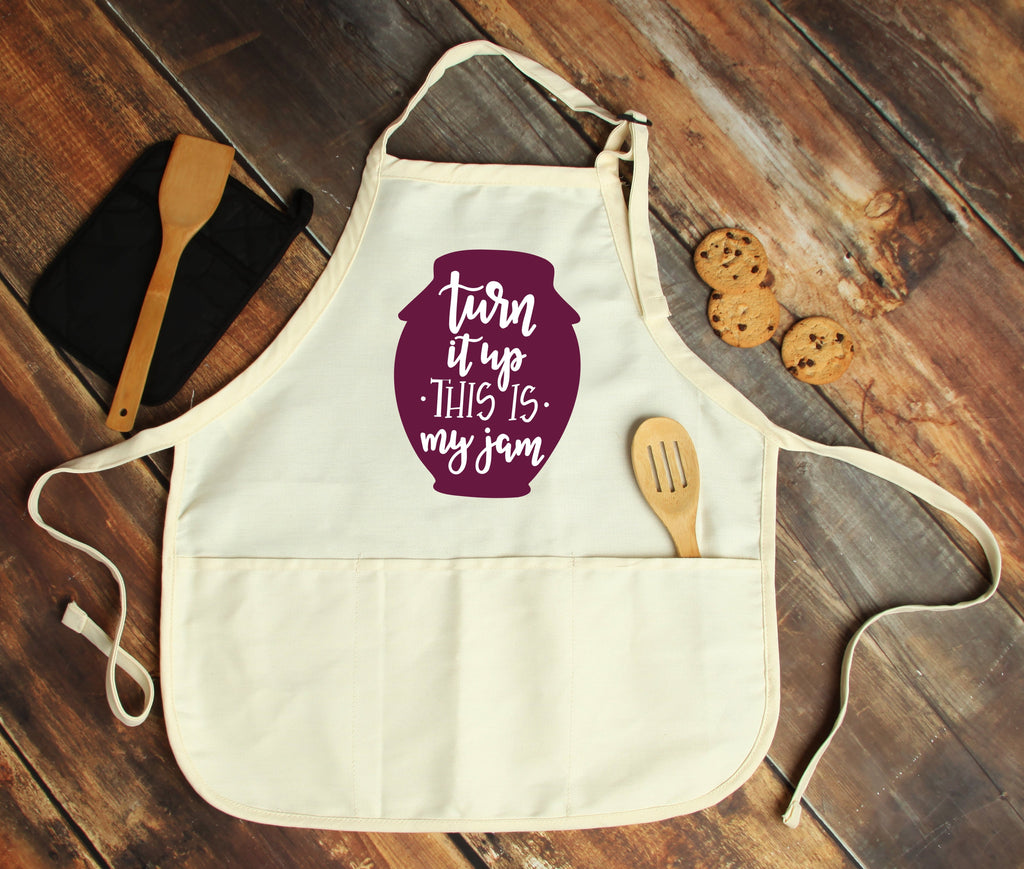 This Is My Jam Personalized Apron - Potter's Printing