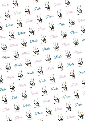 Wild One Birthday Personalized Birthday Tissue Paper - Potter's Printing