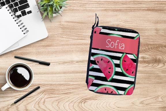 Personalized Watermelon Drawing Set